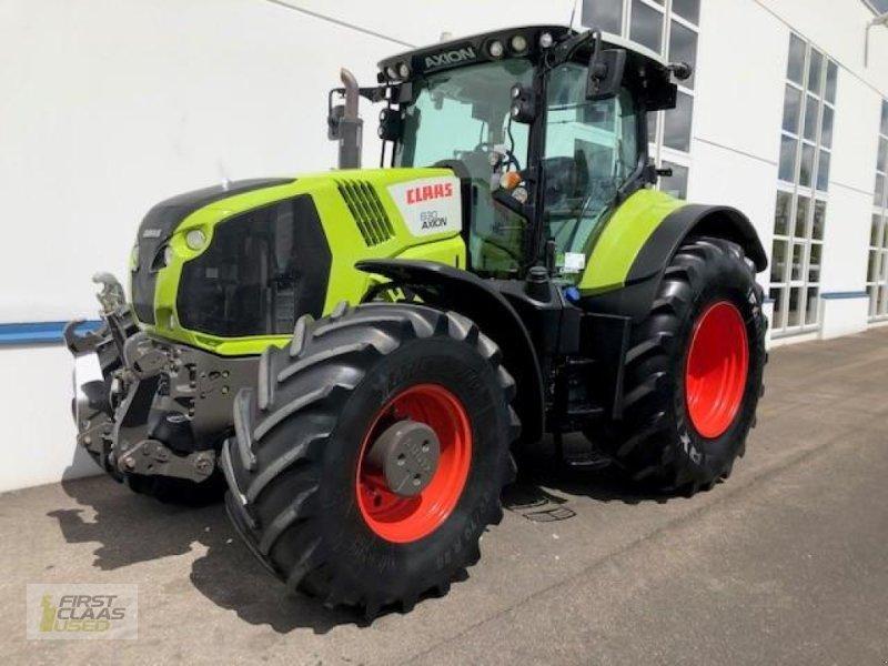 Traktor des Typs CLAAS AXION 830 C-MATIC, Gebrauchtmaschine in Langenau (Bild 1)