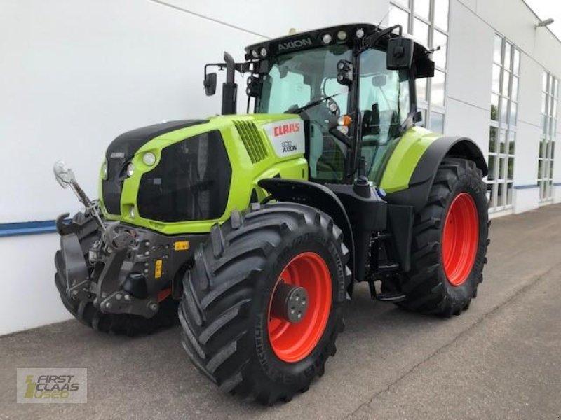 Traktor del tipo CLAAS AXION 830 C-MATIC, Gebrauchtmaschine en Langenau (Imagen 1)