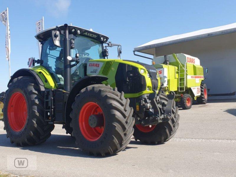 Traktor des Typs CLAAS Axion 830 C-Matic, Neumaschine in Zell an der Pram (Bild 1)