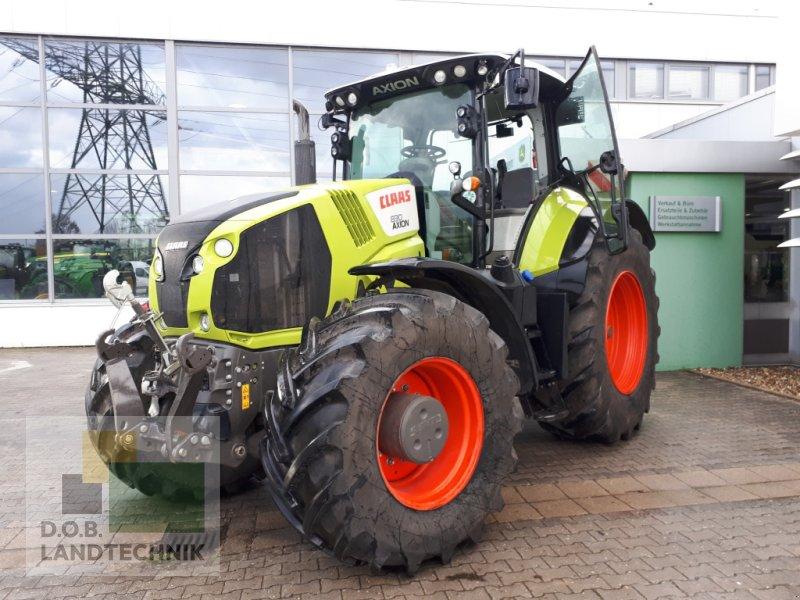 Traktor des Typs CLAAS Axion 830 C-MATIC, Gebrauchtmaschine in Regensburg (Bild 1)
