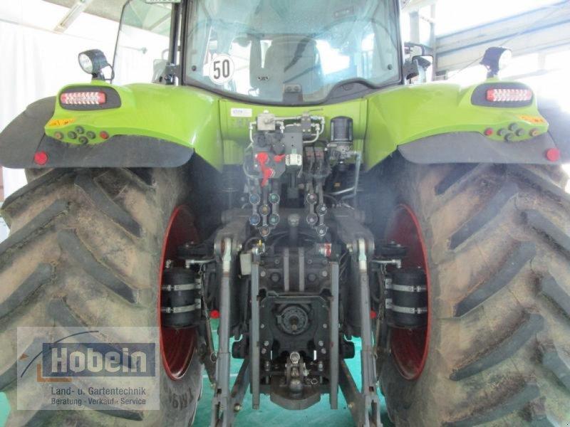 Traktor typu CLAAS Axion 830 C-MATIC, Gebrauchtmaschine v Coppenbruegge (Obrázok 9)