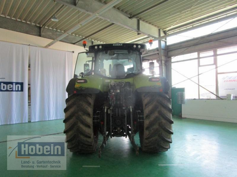 Traktor typu CLAAS Axion 830 C-MATIC, Gebrauchtmaschine v Coppenbruegge (Obrázok 5)