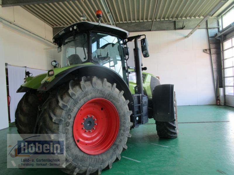 Traktor typu CLAAS Axion 830 C-MATIC, Gebrauchtmaschine v Coppenbruegge (Obrázok 4)