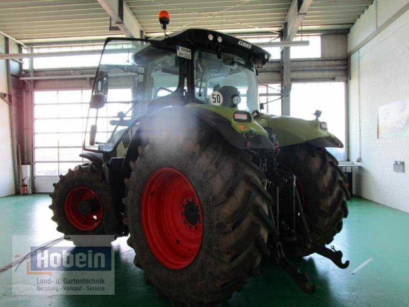 Traktor typu CLAAS Axion 830 C-MATIC, Gebrauchtmaschine v Coppenbruegge (Obrázok 6)