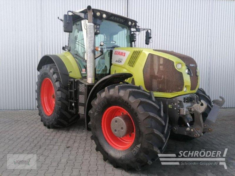 Traktor des Typs CLAAS AXION 830 C-MATIC, Gebrauchtmaschine in Wildeshausen (Bild 1)