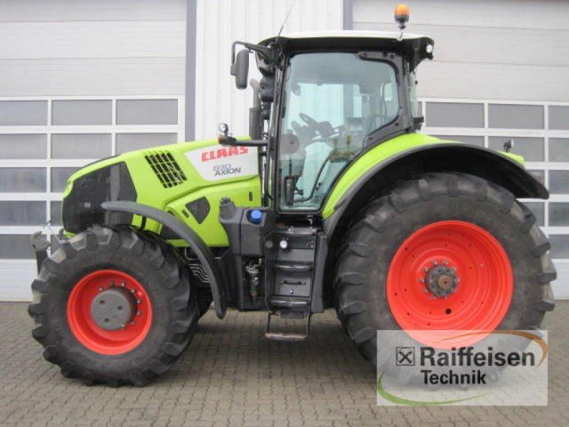 Traktor des Typs CLAAS Axion 830 C Matic, Gebrauchtmaschine in Holle (Bild 1)