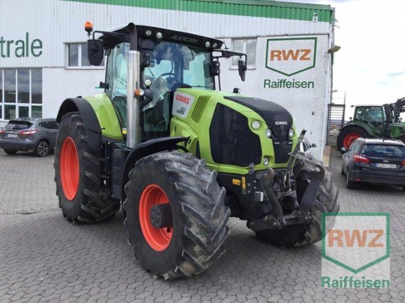 Traktor des Typs CLAAS Axion 830 C-matic, Gebrauchtmaschine in Kruft (Bild 1)