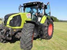 Traktor del tipo CLAAS Axion 830 C-MATIC, Gebrauchtmaschine en Rechtmehring (Imagen 1)