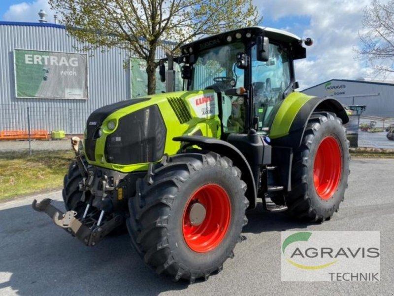 Traktor des Typs CLAAS AXION 830 CEBIS TIER 4F, Gebrauchtmaschine in Meppen (Bild 1)