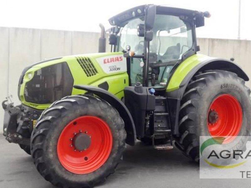 Traktor del tipo CLAAS AXION 830 CEBIS TIER 4F, Gebrauchtmaschine en Melle-Wellingholzhausen (Imagen 1)