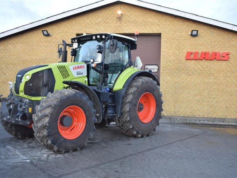 Traktor des Typs CLAAS AXION 830 CEBIS, Gebrauchtmaschine in Grindsted (Bild 1)