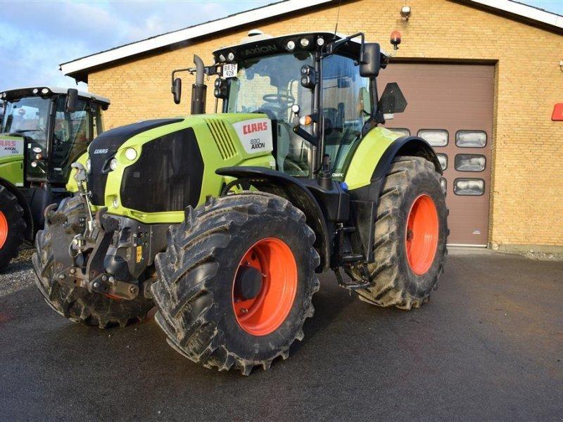 Traktor типа CLAAS AXION 830 CEBIS, Gebrauchtmaschine в Grindsted (Фотография 1)