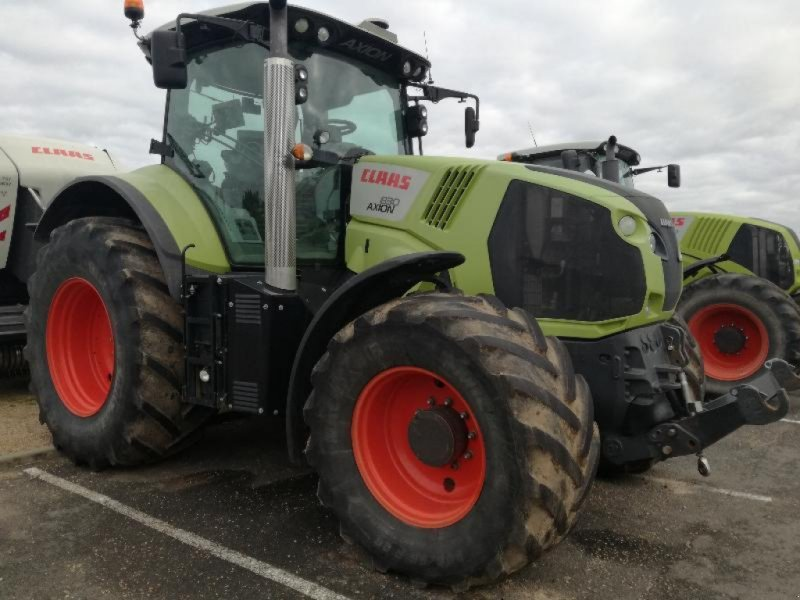 Traktor типа CLAAS AXION 830 CEBIS, Gebrauchtmaschine в MONTIGNAC (Фотография 1)