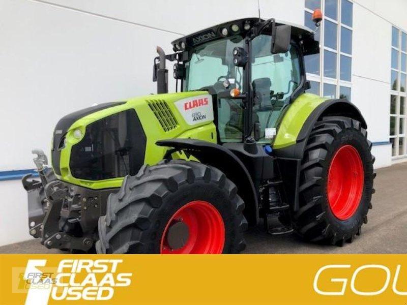 Traktor des Typs CLAAS AXION 830 CEBIS, Gebrauchtmaschine in Langenau (Bild 1)