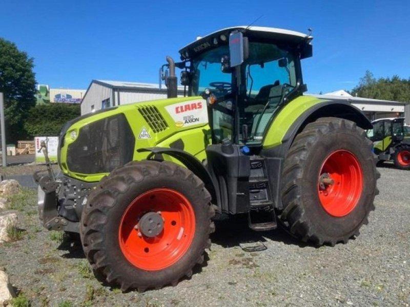 Traktor типа CLAAS Axion 830  CEBIS, Gebrauchtmaschine в  (Фотография 1)