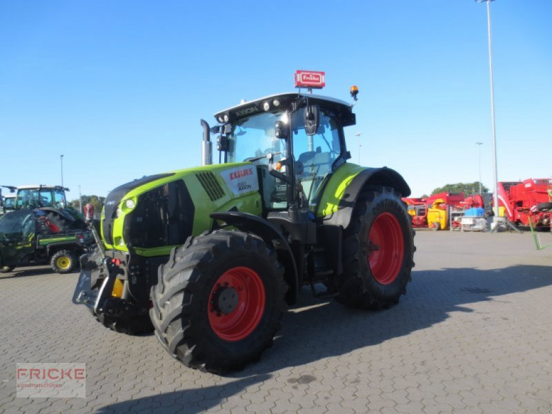 Traktor des Typs CLAAS AXION 830 CEBIS, Gebrauchtmaschine in Bockel - Gyhum (Bild 1)