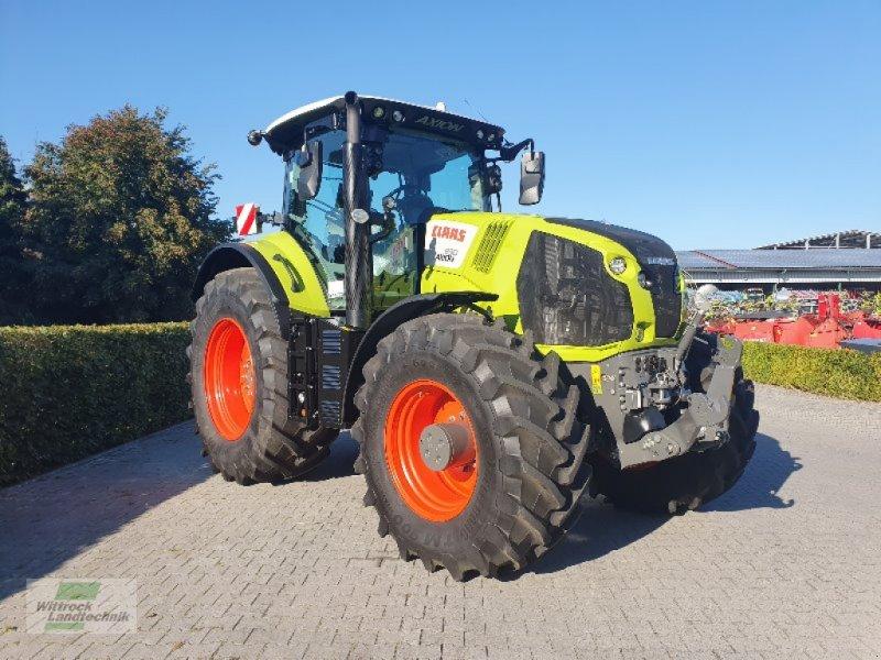 Traktor des Typs CLAAS Axion 830 Cebis, Gebrauchtmaschine in Rhede / Brual (Bild 1)