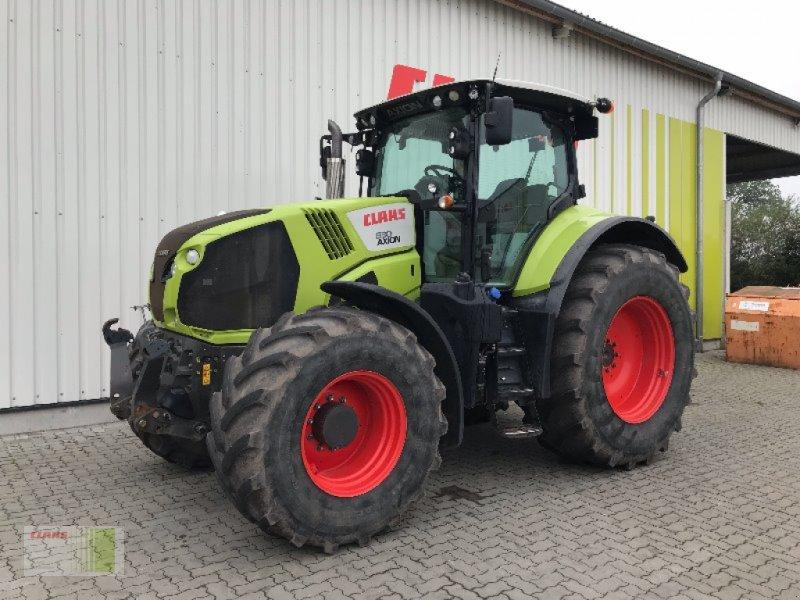 Traktor типа CLAAS AXION 830 CEBIS, Gebrauchtmaschine в Schenefeld (Фотография 1)