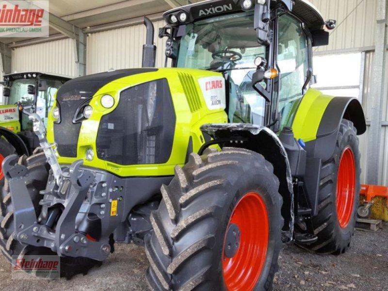 Traktor des Typs CLAAS Axion 830 CEBIS, Neumaschine in Rollwitz (Bild 1)