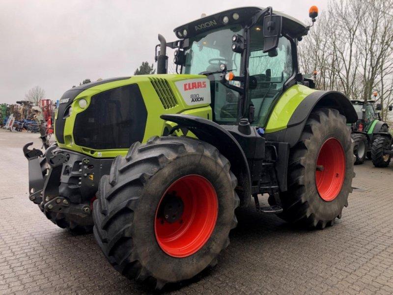 Traktor des Typs CLAAS AXION 830 CIS+, Gebrauchtmaschine in Hinnerup (Bild 1)