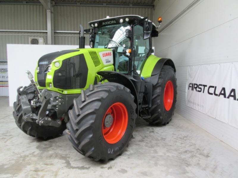 Traktor des Typs CLAAS AXION 830 CIS +, Gebrauchtmaschine in Molbergen (Bild 1)