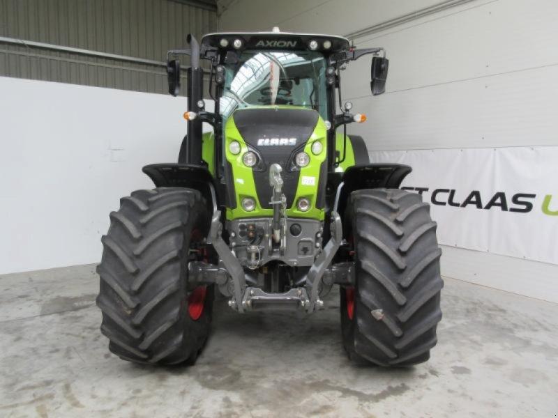 Traktor des Typs CLAAS AXION 830 CIS +, Gebrauchtmaschine in Molbergen (Bild 2)