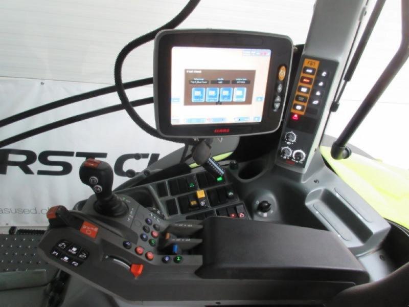 Traktor des Typs CLAAS AXION 830 CIS +, Gebrauchtmaschine in Molbergen (Bild 6)