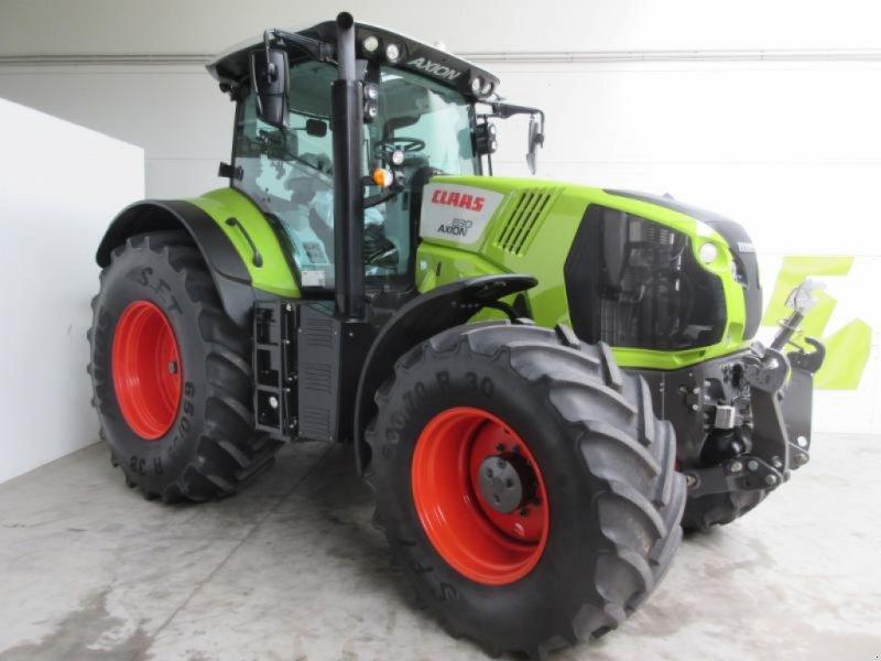 Traktor des Typs CLAAS AXION 830 CIS +, Gebrauchtmaschine in Molbergen (Bild 3)