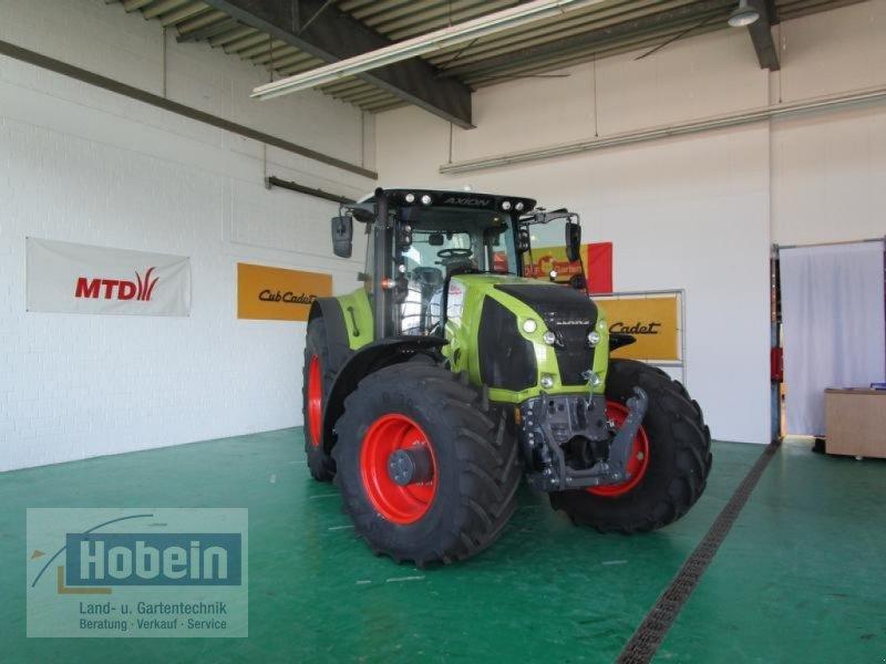 Traktor del tipo CLAAS Axion 830 CIS+, Neumaschine en Coppenbruegge (Imagen 1)