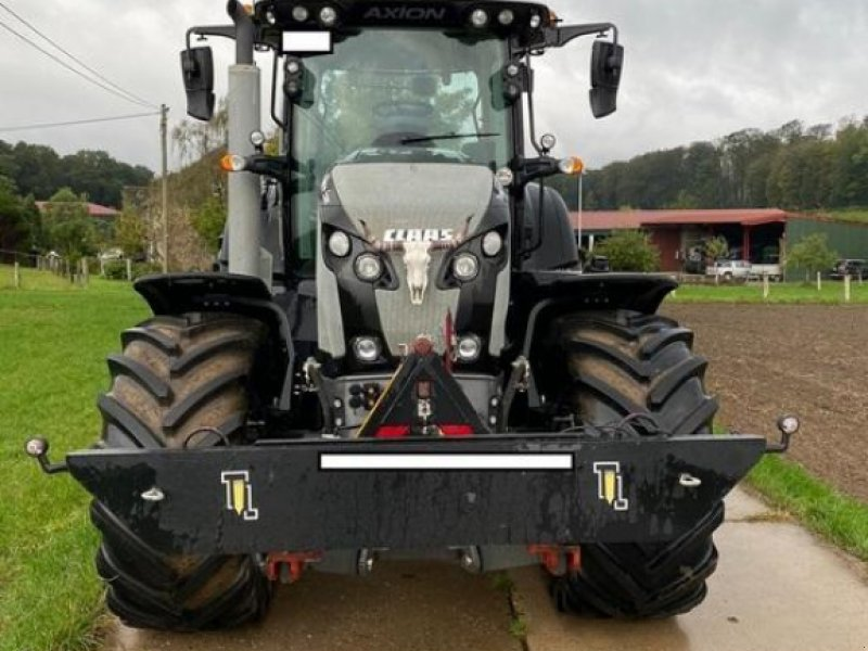Traktor типа CLAAS AXION 830 CIS+, Gebrauchtmaschine в Alpen (Фотография 1)