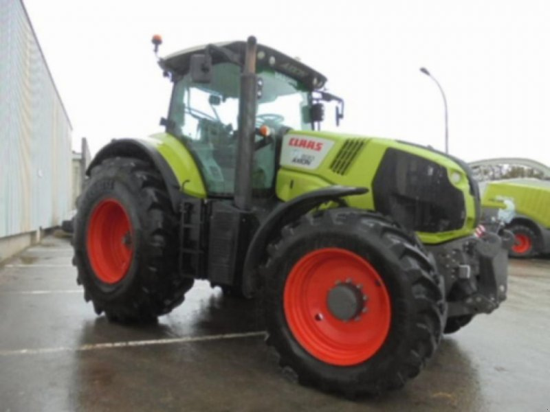Traktor типа CLAAS axion 830 cis, Gebrauchtmaschine в SALEUX (Фотография 1)