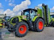 Traktor del tipo CLAAS Axion 830 CM Cebis, Neumaschine en Rhede / Brual