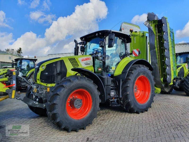 Traktor типа CLAAS Axion 830 CM Cebis, Neumaschine в Rhede / Brual (Фотография 1)