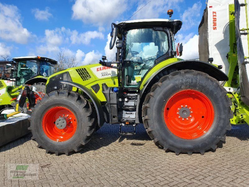 Traktor типа CLAAS Axion 830 CM Cebis, Neumaschine в Rhede / Brual (Фотография 7)