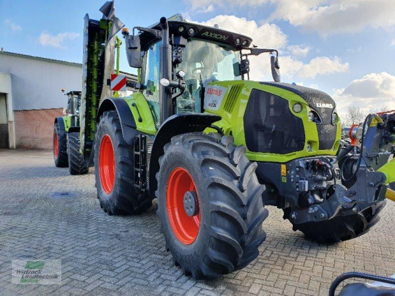Traktor типа CLAAS Axion 830 CM Cebis, Neumaschine в Rhede / Brual (Фотография 10)