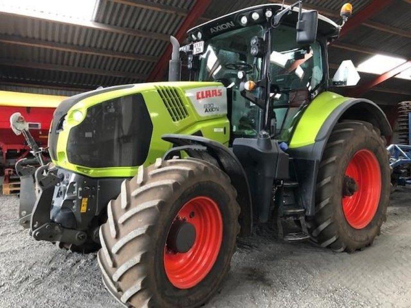 Traktor des Typs CLAAS AXION 830 CMATIC 4WD, Gebrauchtmaschine in Ribe (Bild 1)
