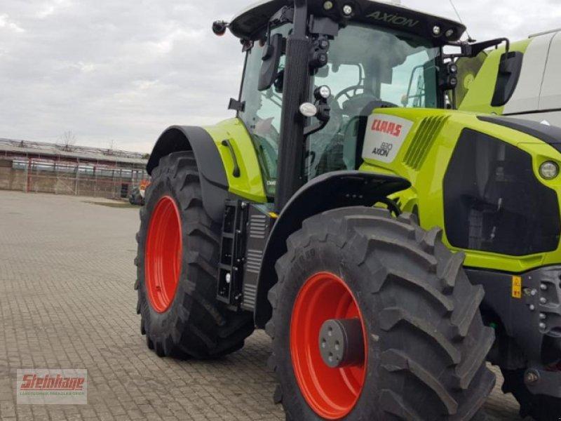 Traktor des Typs CLAAS Axion 830 CMATIC CEB, Neumaschine in Rollwitz (Bild 1)