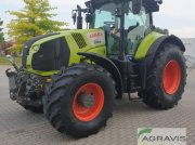Traktor типа CLAAS AXION 830 CMATIC CEBIS, Gebrauchtmaschine в Calbe / Saale