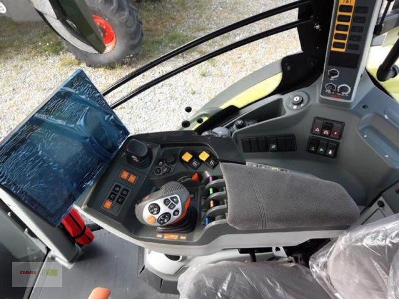 Traktor des Typs CLAAS AXION 830 CMATIC CEBIS, Vorführmaschine in Mengkofen (Bild 9)