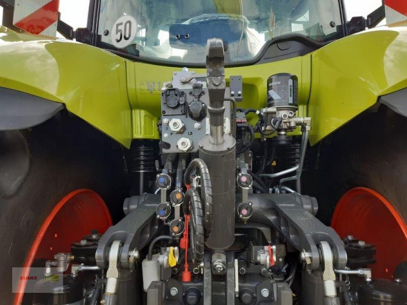 Traktor des Typs CLAAS AXION 830 CMATIC CEBIS, Vorführmaschine in Mengkofen (Bild 6)