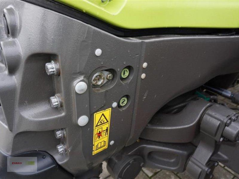 Traktor des Typs CLAAS AXION 830 CMATIC CEBIS, Gebrauchtmaschine in Töging a. Inn (Bild 9)