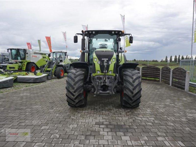 Traktor des Typs CLAAS AXION 830 CMATIC CEBIS, Gebrauchtmaschine in Töging a. Inn (Bild 2)