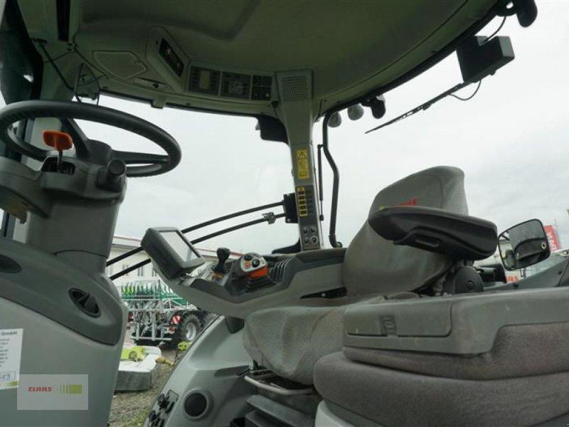 Traktor des Typs CLAAS AXION 830 CMATIC CEBIS, Gebrauchtmaschine in Töging a. Inn (Bild 5)