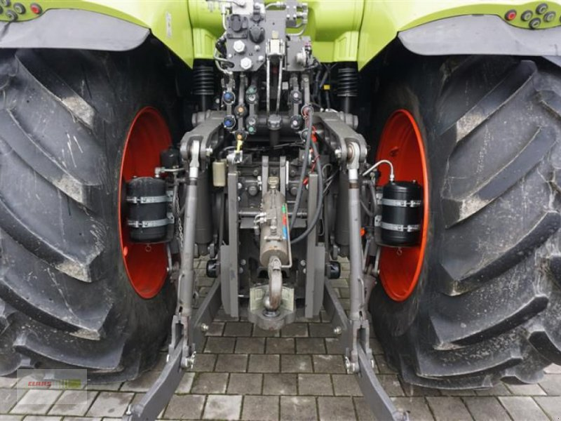 Traktor des Typs CLAAS AXION 830 CMATIC CEBIS, Gebrauchtmaschine in Töging a. Inn (Bild 10)