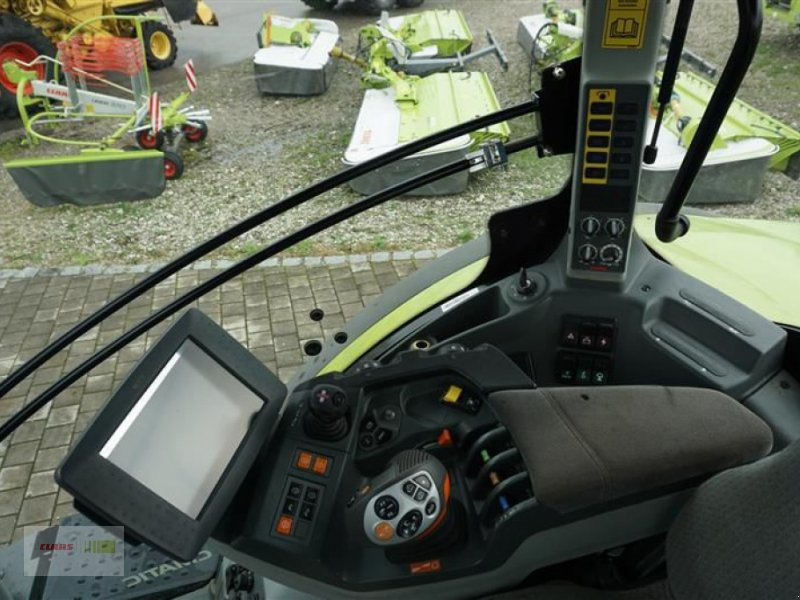 Traktor des Typs CLAAS AXION 830 CMATIC CEBIS, Gebrauchtmaschine in Töging a. Inn (Bild 6)