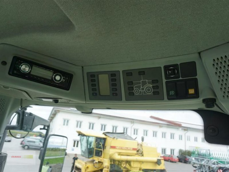 Traktor des Typs CLAAS AXION 830 CMATIC CEBIS, Gebrauchtmaschine in Töging a. Inn (Bild 7)