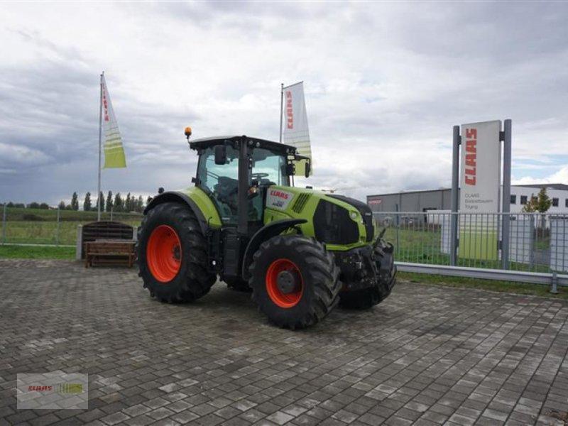 Traktor типа CLAAS AXION 830 CMATIC CEBIS, Gebrauchtmaschine в Töging a. Inn (Фотография 1)