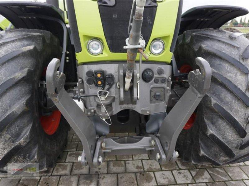 Traktor des Typs CLAAS AXION 830 CMATIC CEBIS, Gebrauchtmaschine in Töging a. Inn (Bild 8)