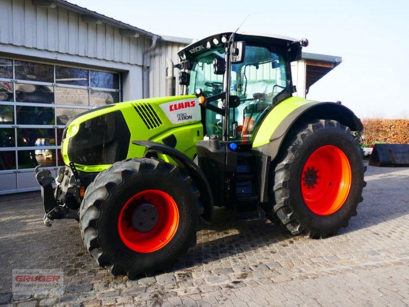 Traktor des Typs CLAAS AXION 830 CMATIC CEBIS, Gebrauchtmaschine in Dorfen (Bild 1)