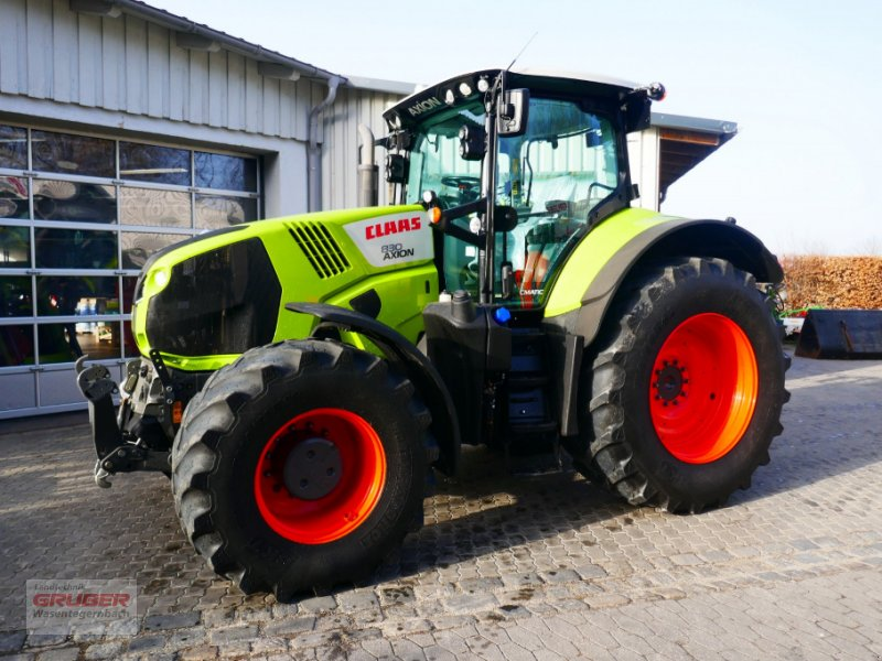 Traktor типа CLAAS AXION 830 CMATIC CEBIS, Gebrauchtmaschine в Dorfen (Фотография 1)